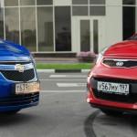 Cuatro carros de bajo consumo y alto rendimiento