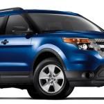 Ford Explorer 2012: confort y elegancia a tu alcance