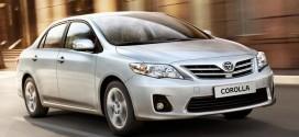 Los autos más vendidos del 2014 se dan a conocer
